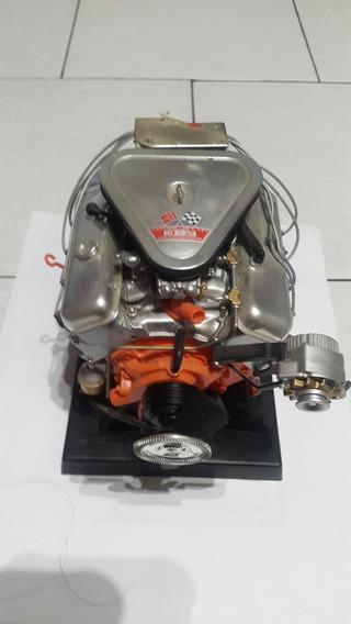 Motores A Escala De Corvette, 427 Big Block