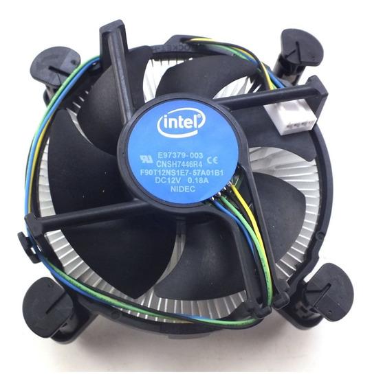 Cooler Para Processador E97379-003 Intel Lga 1156/1155/1150/1151 Com Dissipador Original A10837
