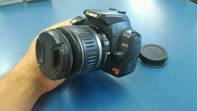 Camera Canon Xt