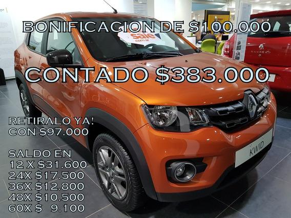 Renault Kwid Zen 1.0 Chaco