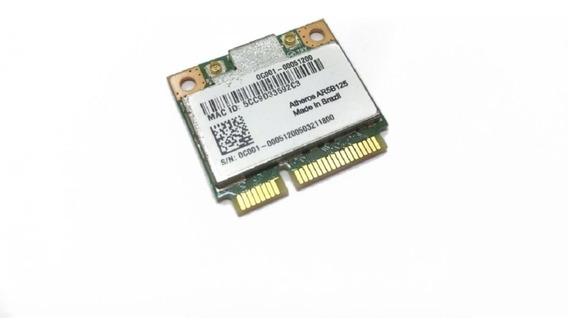 Placa Mini Pci Wireless Notebook Asus X550c - Ar5b125