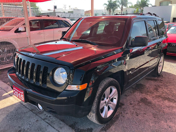 Jeep Patriot Limited 4x2 Aut Limited 2015 Credito Recibo Fin