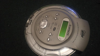 Reproductor De Cd Mpr Hitachi Dap-718 Con Radio Fm