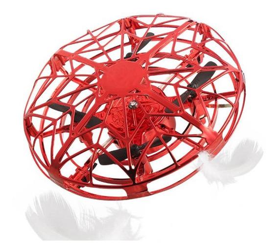 Brinquedo Min Drone Para Criança Controlado Pelo Mão