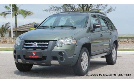 Fiat Palio Weekend 1.8 Adventure Flex