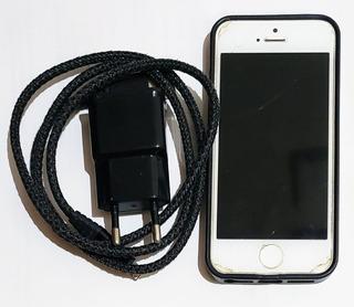 iPhone 5 - Quebrado Para Retirada De Peças - 16gb
