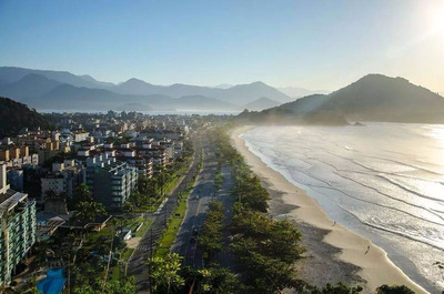 Apartamento, Praia Grande Ubatuba Para Ferias Ou Negocio