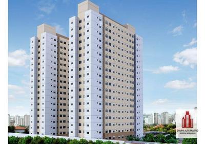 Minha Casa Minha Vida, Apartamento Residencial À Venda, Tatuapé, São Paulo. - Ap0690