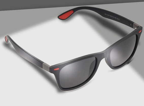 Óculos Sol Masculino Feminino Polarizado Aofly 8083