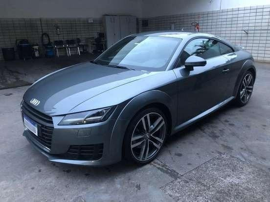 Audi Tt Turbo - 2018/18 - 2.0 Tfsi Coupé Ambition - S-tronic
