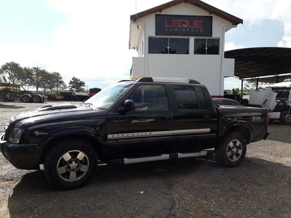 Gm S10 2.8 Diesel Executive Cab. Dupla 4x4 Ano 2011