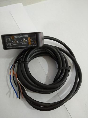 Sensor Fotoeléctrico Ben3m-pfr Autonics