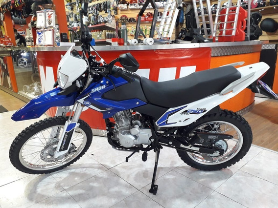 Motomel Skua 250 Pro 0km Tamburrino Motos