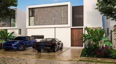 Casas Residenciales En Privada En Cholul Yuc Modelo 183