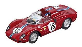 Ferrari 365 P2 #18 - Slot Carrera Evolution - 1/32