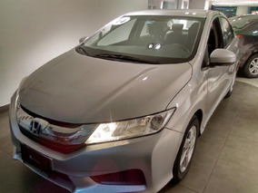 Honda City 4p Lx L4 1.5 Aut