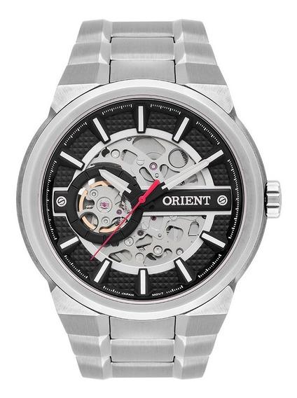 Relógio Orient Masculino Automático Esqueleto Nh7ss002 P1sx