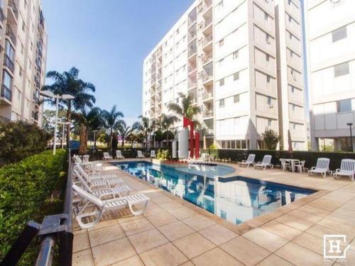Apartamento Com 3 Dormitórios À Venda, 68 M² Por R$ 340.000,80 - Jaraguá - São Paulo/sp - Ap0841