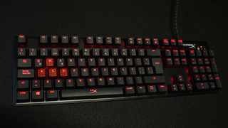 Teclado Hyperx Fps Alloy (cherry Mx Blue)