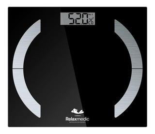 Balança corporal digital Relaxmedic RM-BD9090A