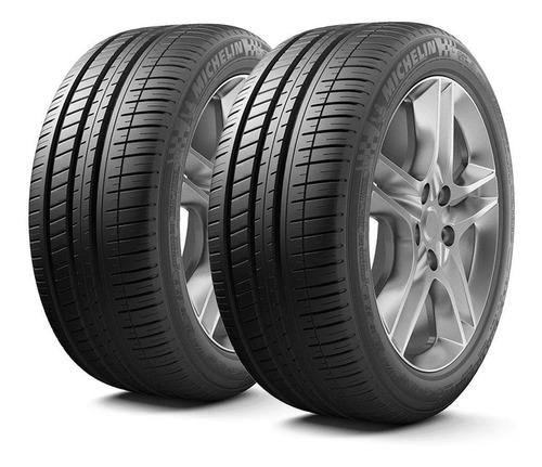 Kit X2 Neumáticos 285/35/18 Michelin Pilot Sport 3 101y Mo