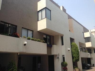 Renta Casa En Condominio, Las Aguilas