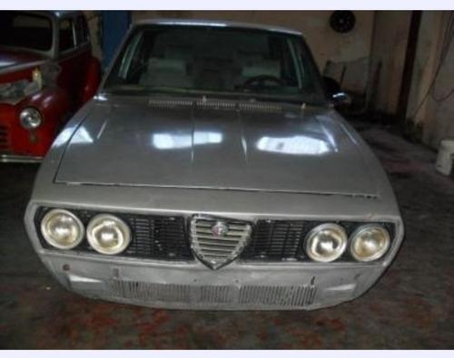 Imagem 1 de 3 de Alfa Romeo 2300 Alfa Sucata 2300 2300