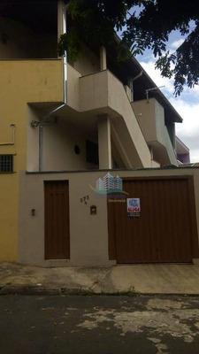 Sobrado Com 3 Dormitórios Para Alugar, 100 M² Por R$ 1.200/mês - Jardim Sumarezinho - Hortolândia/sp - So0136