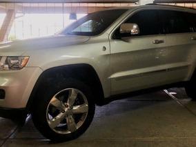 Jeep Grand Cherokee Blindada Tiene Flat Over En Los Cauchos.