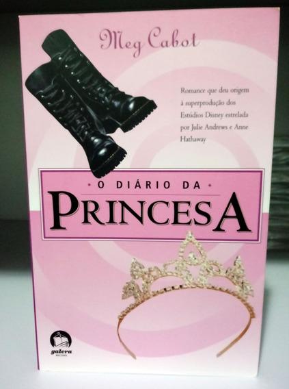 Livro - O Diário Da Princesa #01 Ao #04 - Meg Cabot