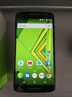 Motorola Moto X Play Xt1563 Dual 16gb + Funda Alumimio Glass