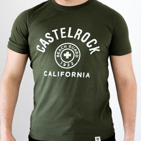 Remera Castel - #castelrock