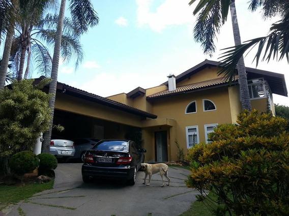 Casa Com 3 Dormitórios À Venda, 320 M² Por R$ 1.300.000,00 - Residencial Recanto Dos Canjaranas - Vinhedo/sp - Ca1706