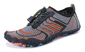 Mayzero Zapatos De Agua Para Hombre Mujer Secado Rapido Nata