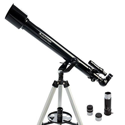 Celestron 21041 Telescopio Buscador Poder Az 60 Mm