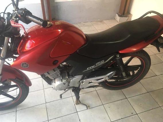 Yamaha Factor 125 Completa