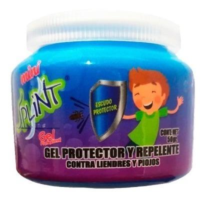 Gel Mini Protector De Piojos Y Liendres (pack 10pzas)