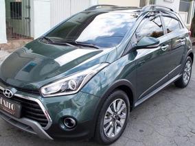Hyundai Hb20x Premium 1.6 Flex Automatico Verde 2016
