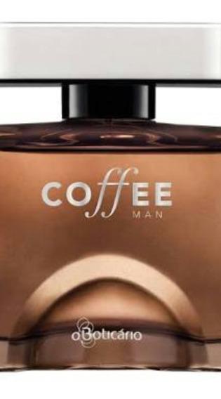 Kit Coffee Man De O Boticário Super Oferta + Frete Grátis