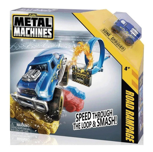 Imagem 1 de 2 de Pista Metal Machines - Roade Rampage - Candide