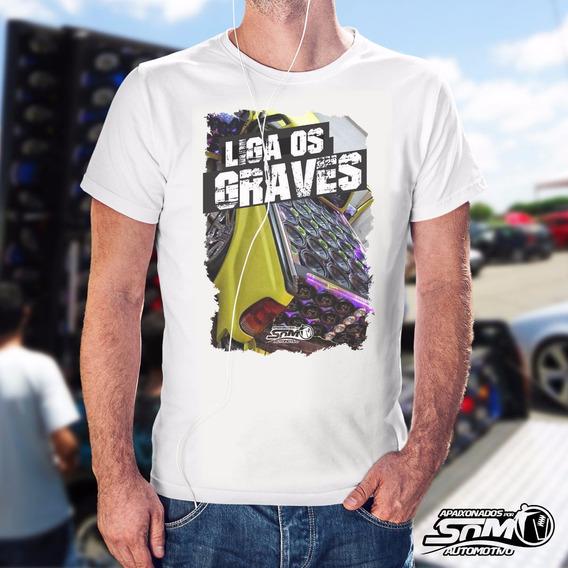 Camiseta Liga Os Graves