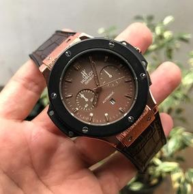 Relógio Hublot Classic Fusion. Só Para Quem Tem Bom Gosto!