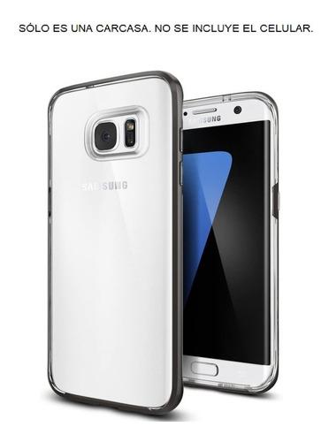 Samsung Galaxy S7 Edge Spigen Neo Hybrid Crystal Carcasa