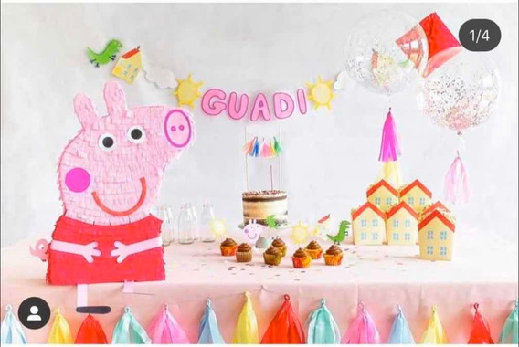 Kit Cumpleaños Peppa Pig