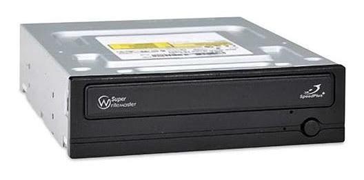 Leitor Dvd Sata Samsung Sh-222bb/brds Preto Oem
