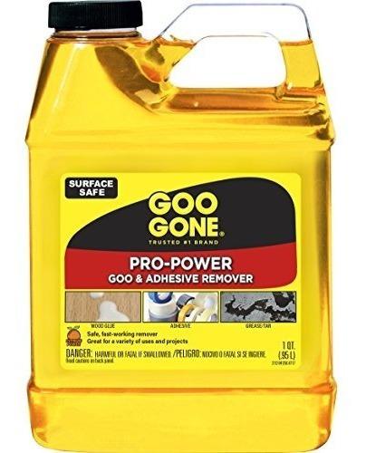 Goo Gone Pro-power - Removedor De Adhesivo De Resistencia