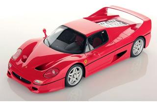 Ferrari Coleccion F50 Bburago Escala 1:43 Diecast Metalico