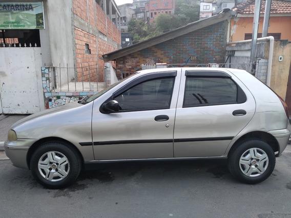 Palio Elx 1.0 Mpi 4p 8v Gasolina 1999