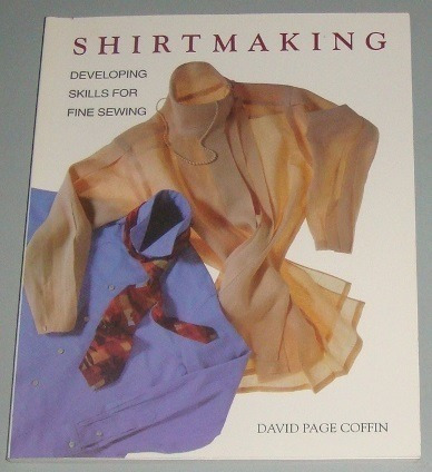 Moda - Livro Shirtmaking ( Inglês );