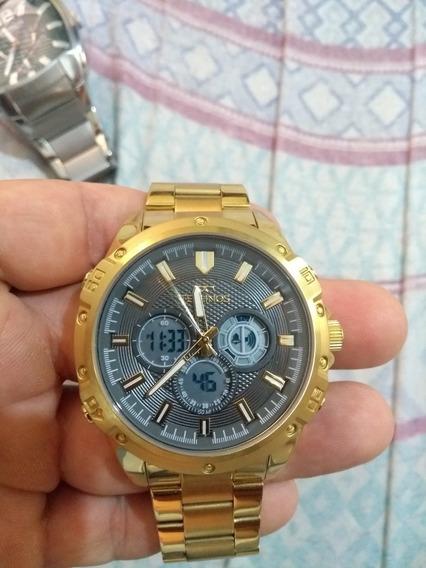 Relógio Technos Luxo